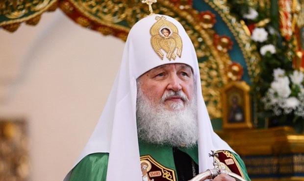 ГИБДД вКирове перекрыла движение для проезда кортежа патриарха Кирилла