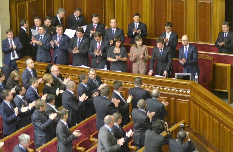 Уряд (найвищий орган державної влади)