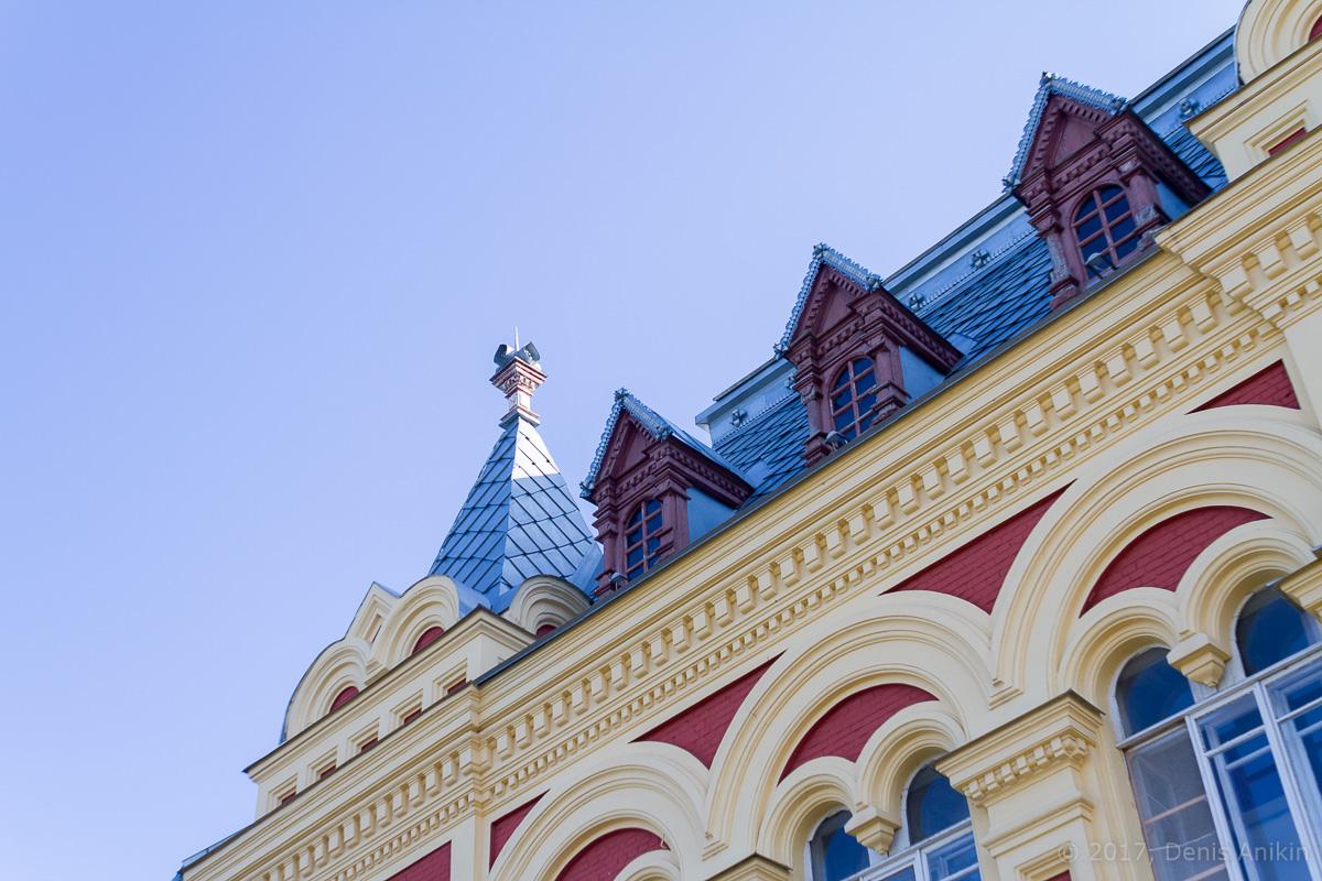 Здание историко-краеведческого музея Камышин фото 3