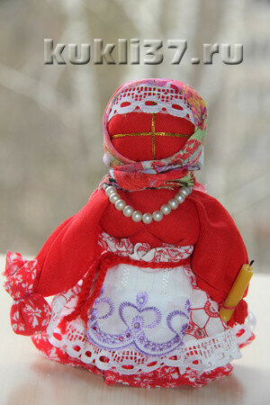 кукла оберег Пасха