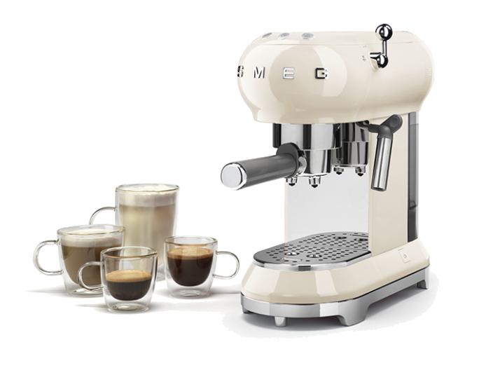 кофеварки SMEG Краснодар - кафе кофейня Краснодар - кофемашины и кофе в интернет-магазине