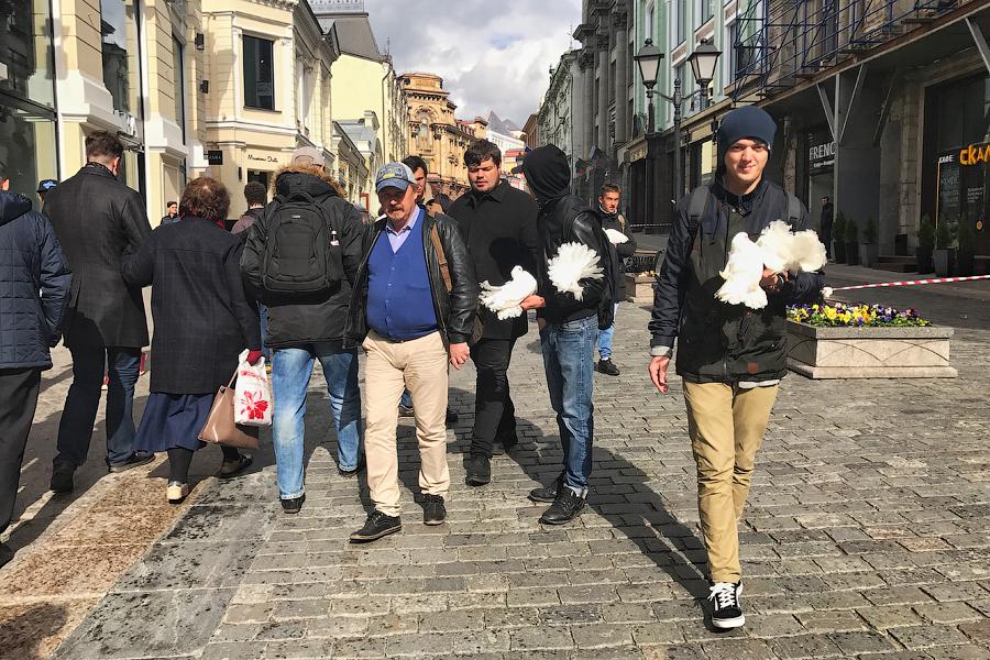 Голубятники в Москве