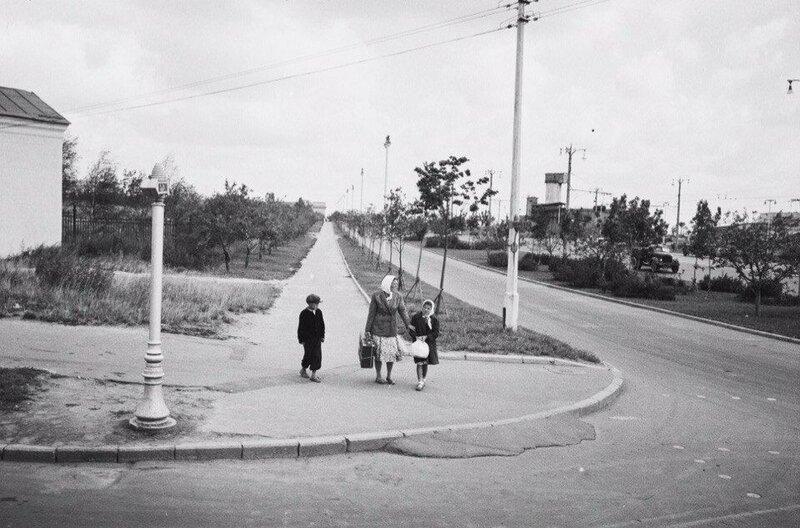 Проспект Вернадского. 1961 год..jpg