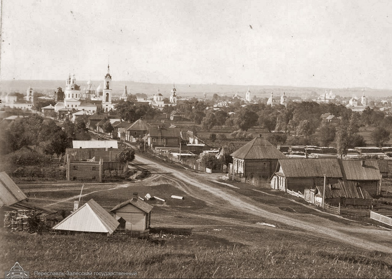 Вид с Борисоглебской стороны