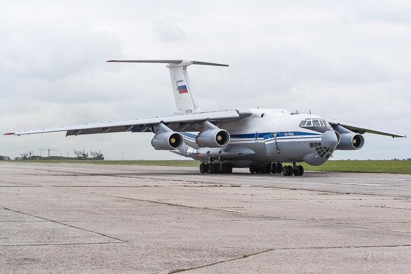 Ильюшин Ил-76МД (RF-78776) ВВС России D802416