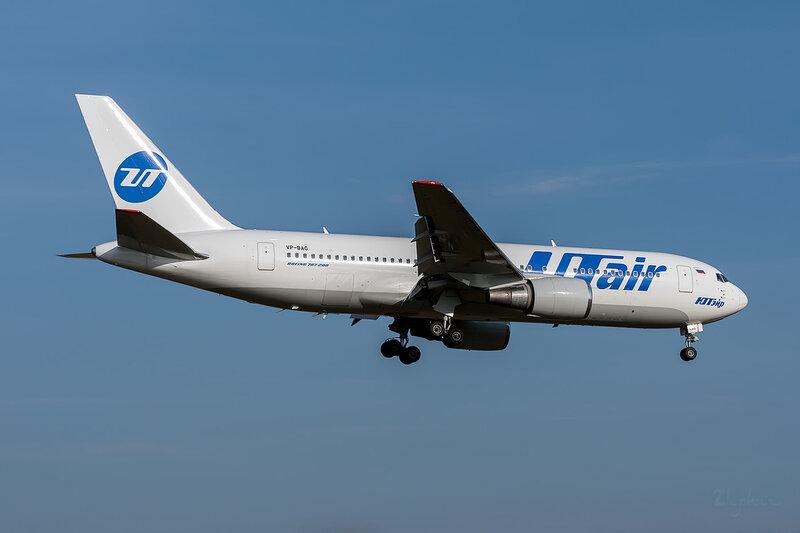 Boeing 767-224/ER (VP-BAG) ЮТэйр DSC_3568