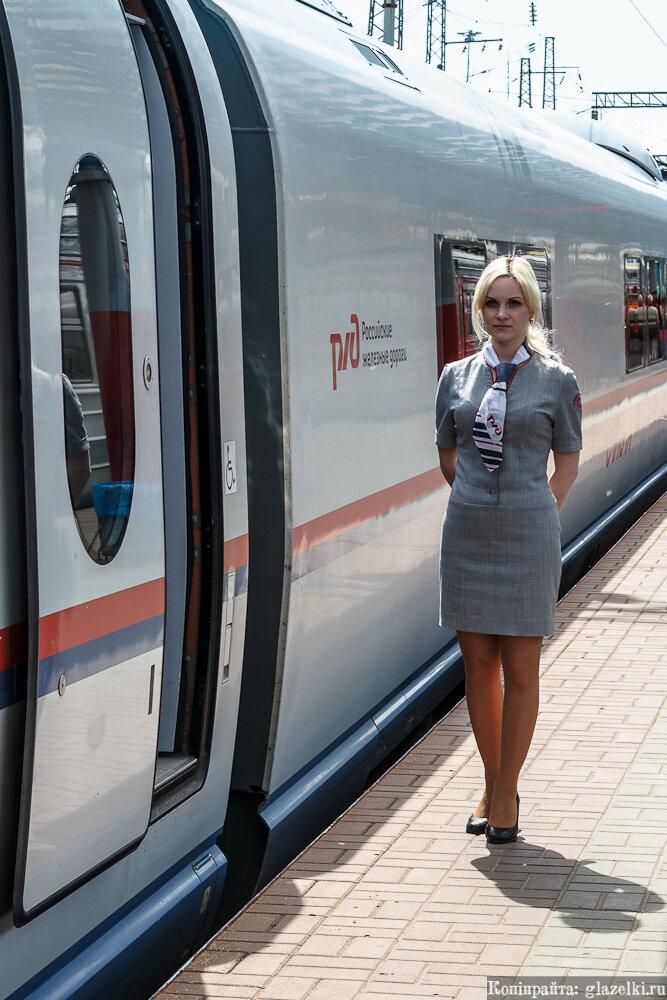 Сапсан Нижний Новгород - Дзержинск.