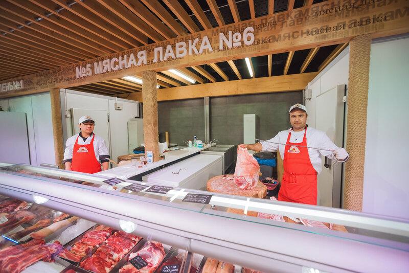 Петровский базар: экологические продукты и фермерские товары