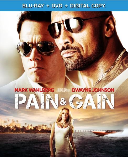 Кровью и потом: Анаболики / Pain & Gain (2013) BD-Remux + BDRip 1080p + 720p + HDRip