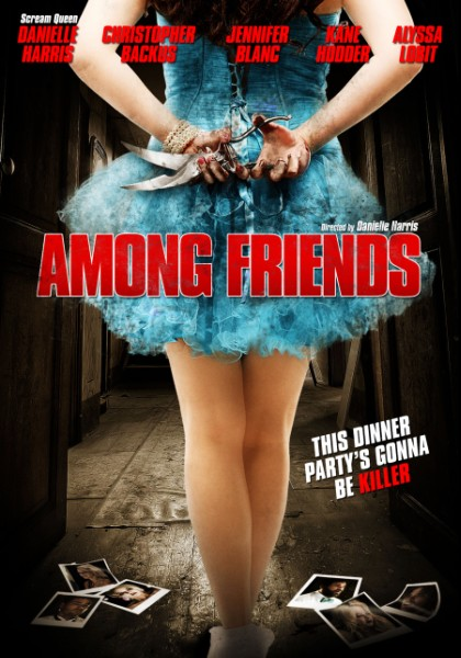 ����� ������ / � ����� ������ / Among Friends (2012) WEB-DL 720p + WEB-DLRip