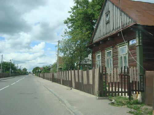 Отдых в Беларуссии: городок Мир