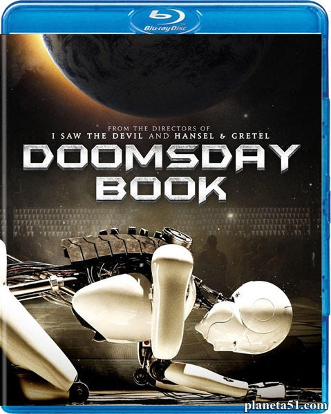 Книга судного дня / Doomsday Book (2012/HDRip)
