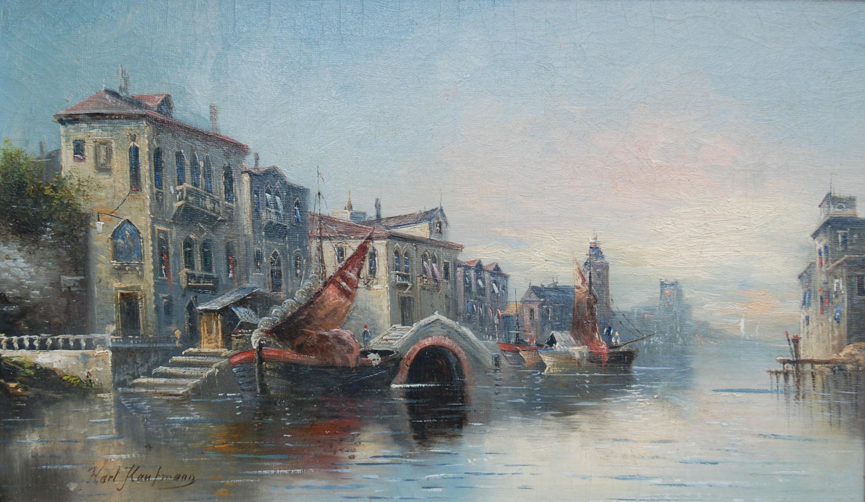 Karl Kaufmann - Venedig