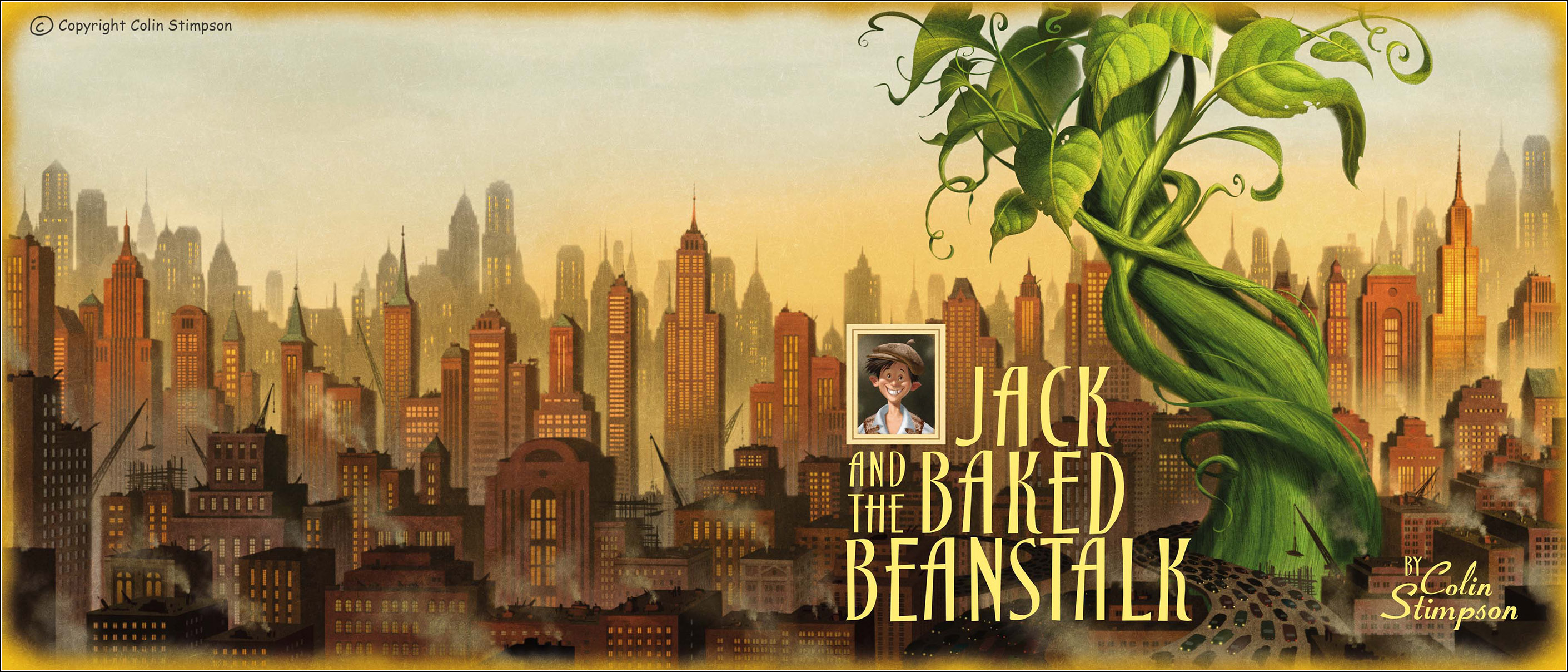 Colin Stimpson, Jack and the Baked Beanstalk