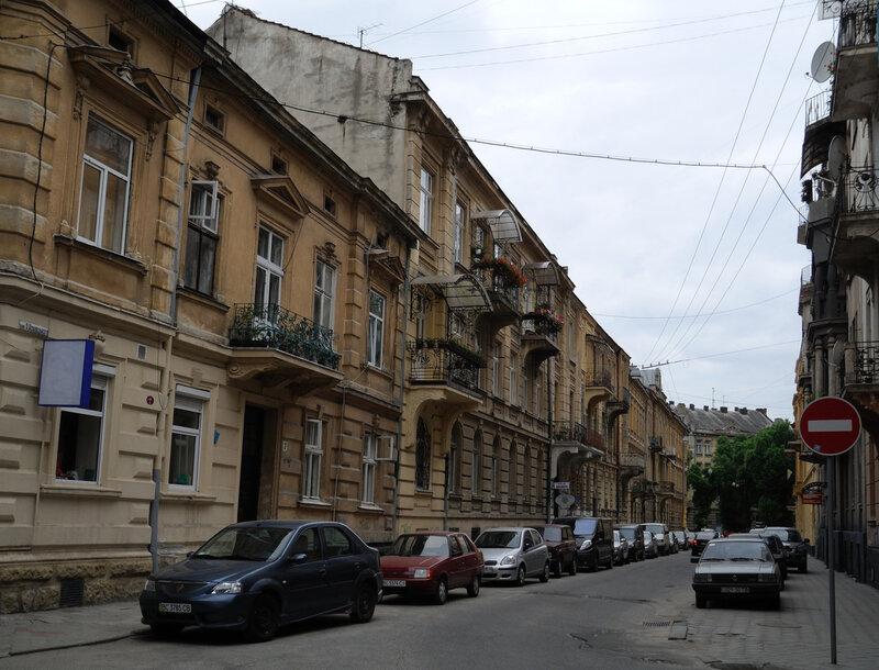 ул. Кониского
