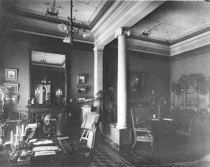 Кабинет в особняке купца Л.Л.Кенига.