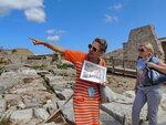 Дворец царя Миноса, Palace of King Minos, о.Крит Греция КNOSSOS