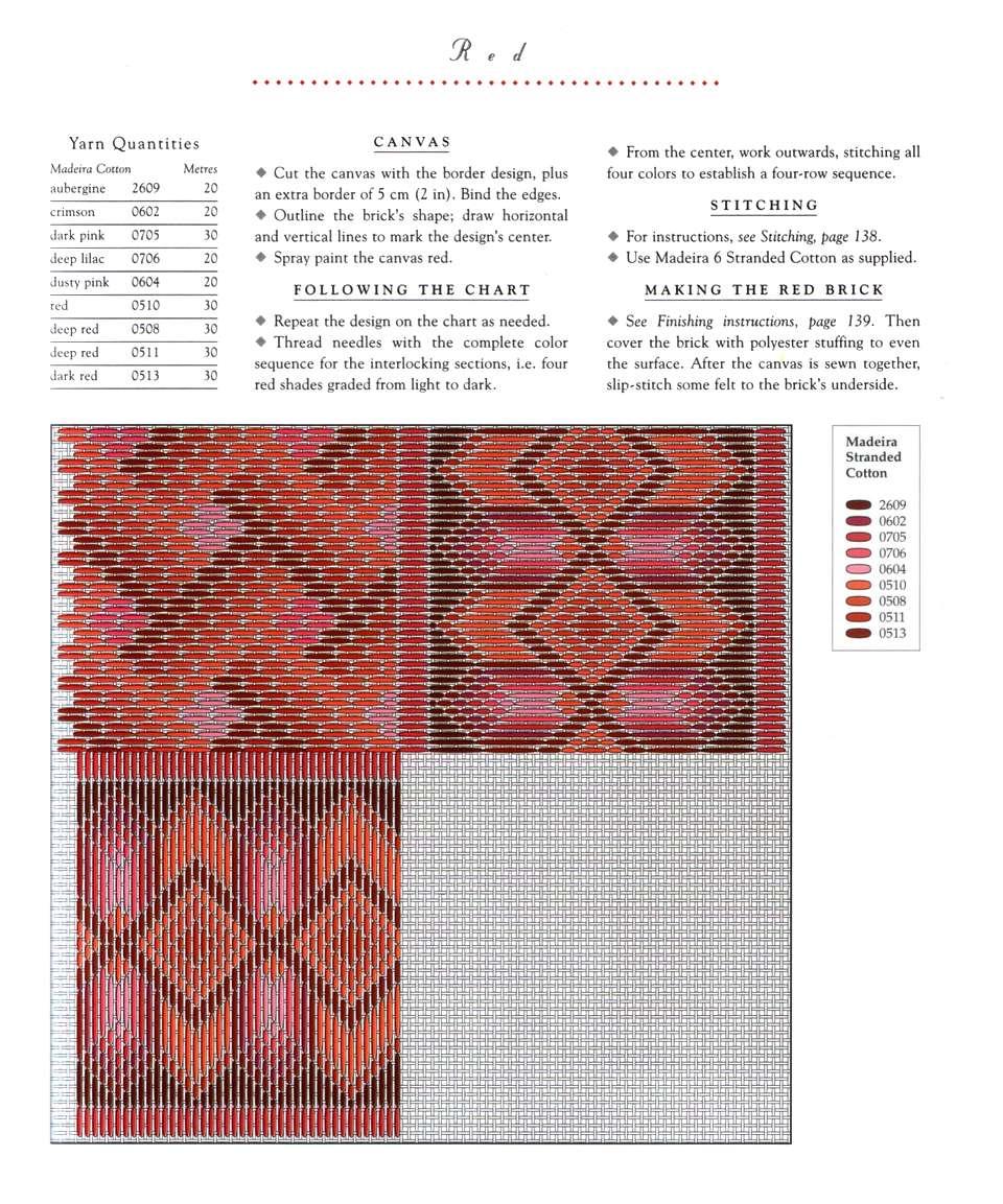 Вышивка барджелло схемы для сумок