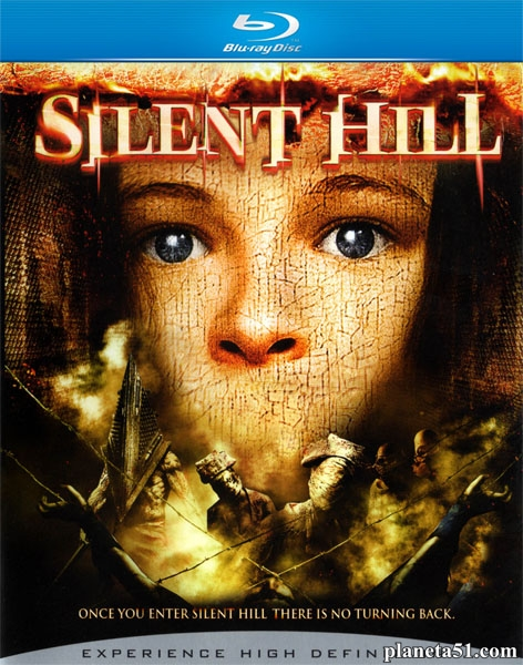 Сайлент Хилл / Silent Hill (2006/HDRip)