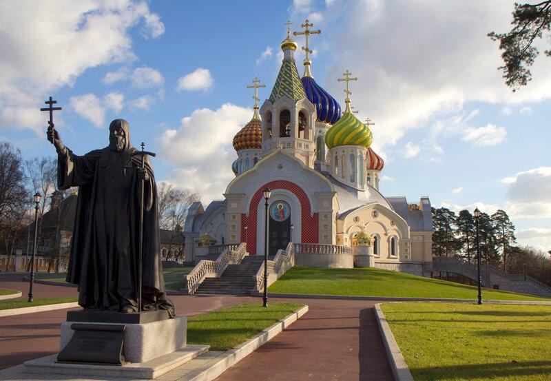 Собор Игоря Черниговского в Переделкино (4)