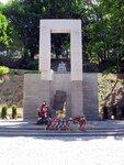 Монумент представителям львовской интеллигенции, расстрелянным нацистами в июле 1941г.