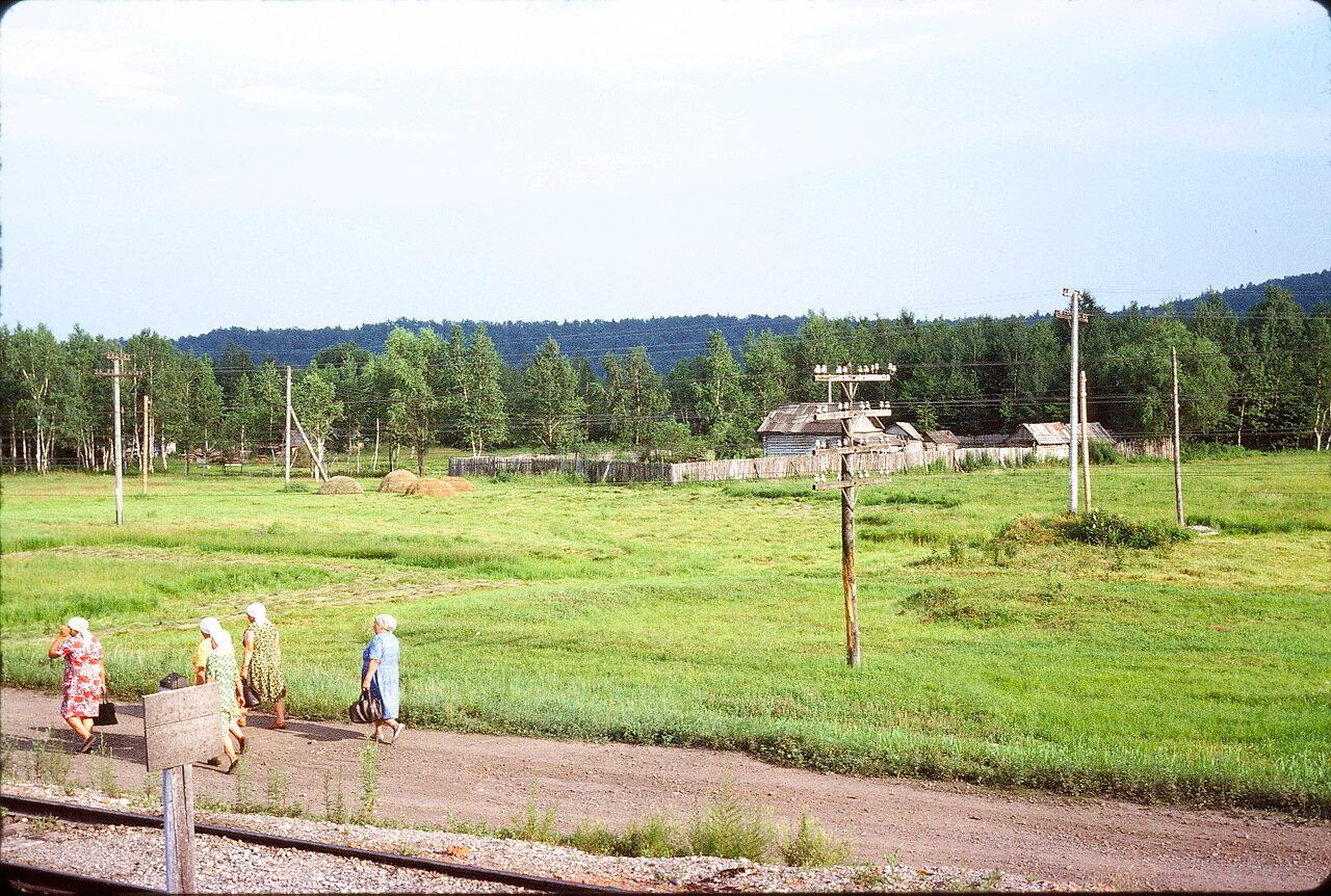 В Восточной Сибири