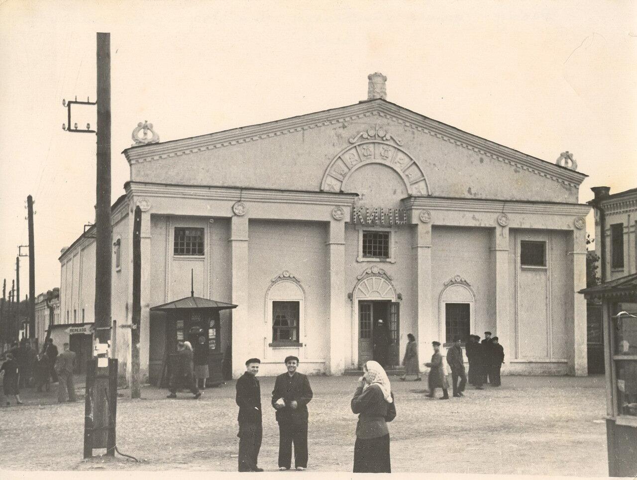 Кинотеатр «Воронцова»
