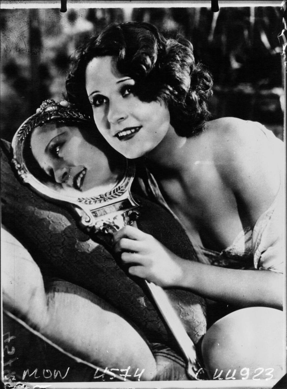1932. Лорена Лейсон, новая звезда кино