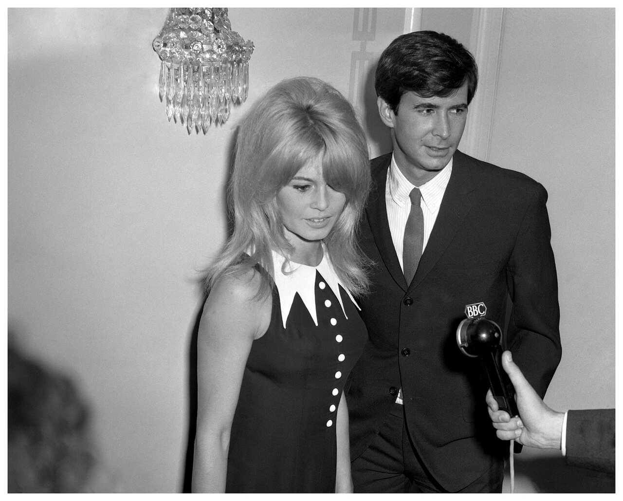 1964. Бриджитт Бардо и Энтони Перкинс