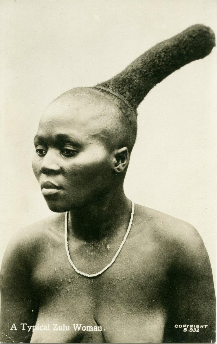 Зулуска. 1923