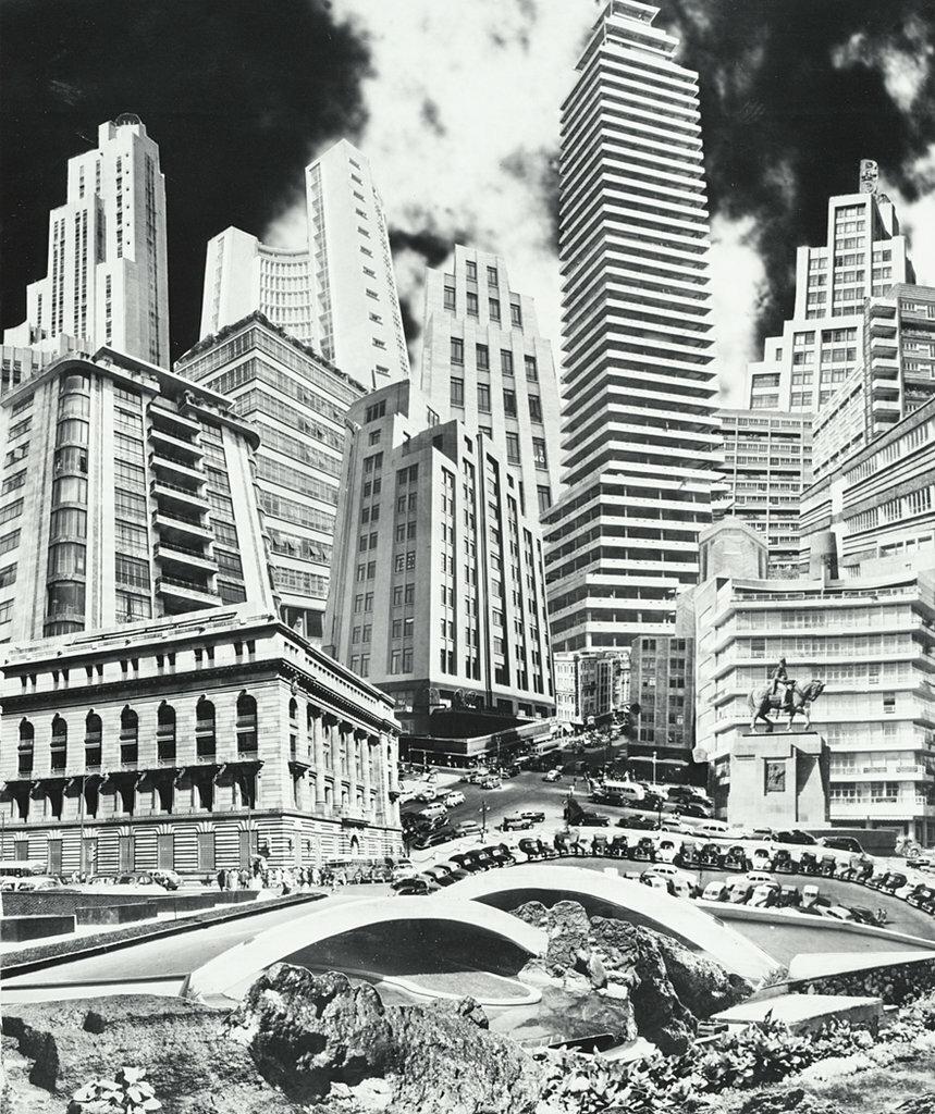 1954. Архитектурная Анархия в Мехико
