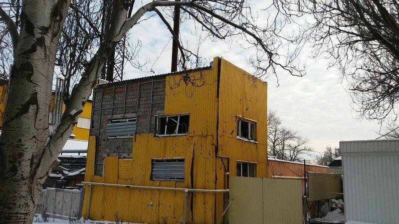 Хлебокомбинат пр-т Киевский
