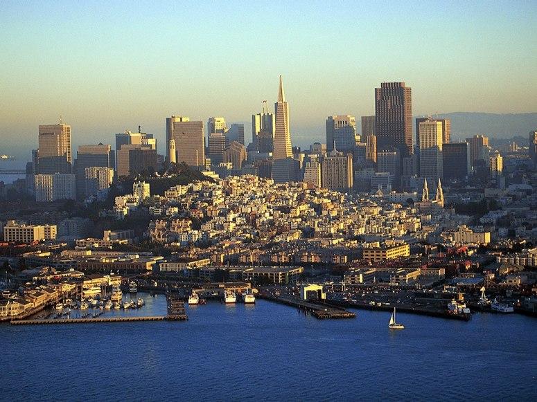 Города мира с высоты
