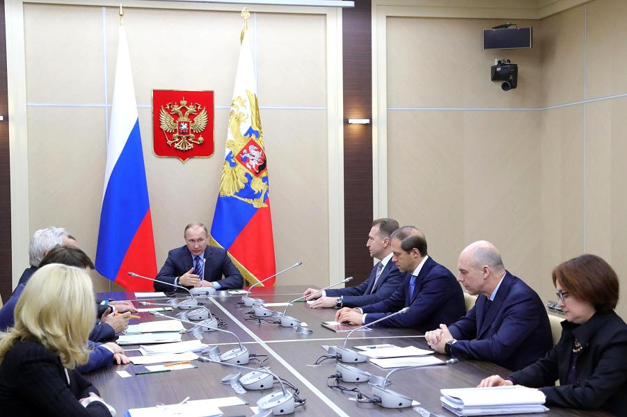 Четвертый срок Путина. Говорят, будет последний