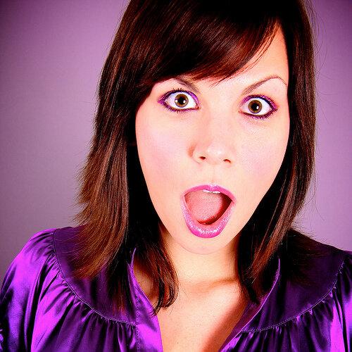 Фразы, которые говорят девушки, когда видят большой член.