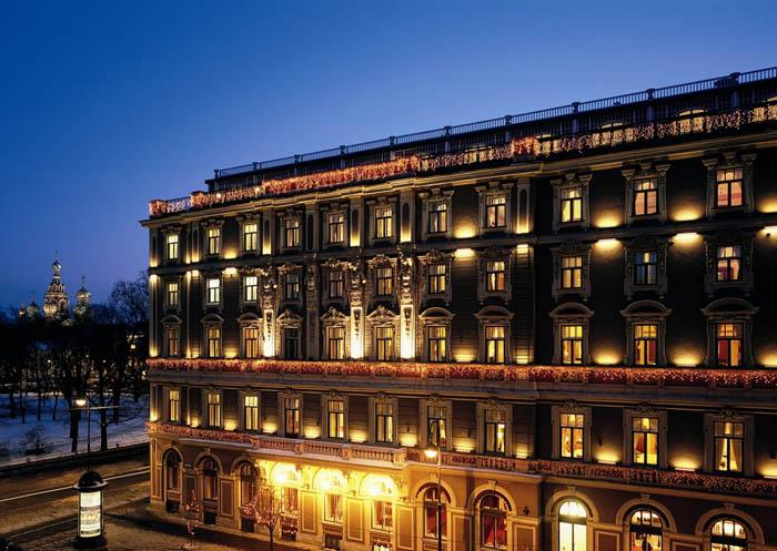 Из-за регби повысили цены в Британских отелях