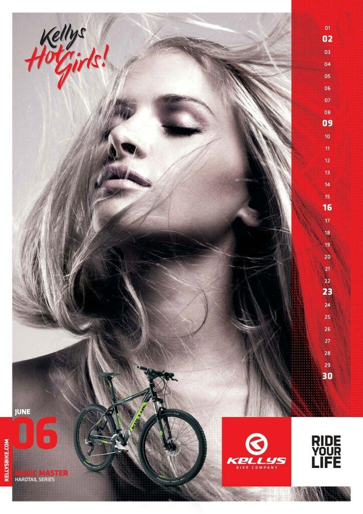 Эро фото девушек на велосипеде 28 фотография