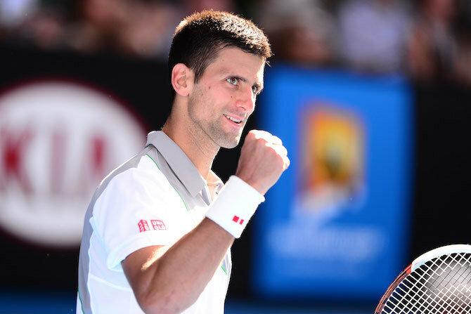 Новак Джокович, Рафаэль Надаль, Australian Open