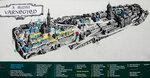 Схема Будайской крепости