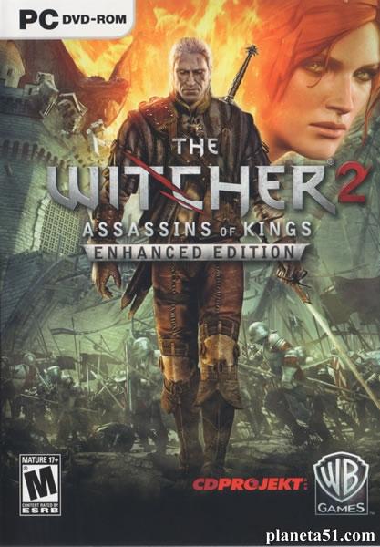 Ведьмак 2: Убийцы королей. Расширенное издание / The Witcher 2: Assassins of Kings. Enhanced Edition (2012) PC | RePack от R.G. Catalyst