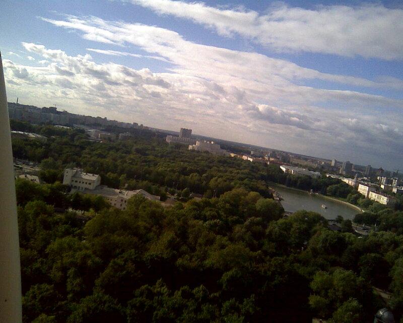 Колесо обозрения Минск