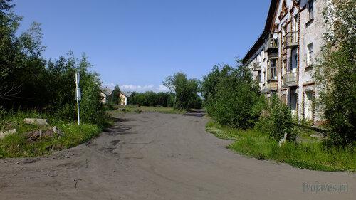 Фото города Инта №5139  Западная сторона Коммунистической 18 16.07.2013_12:16