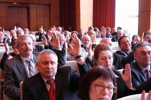 II заседание РС профсоюза 14.04.2011г.