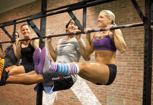 кроссфит для похудения для девушек программа