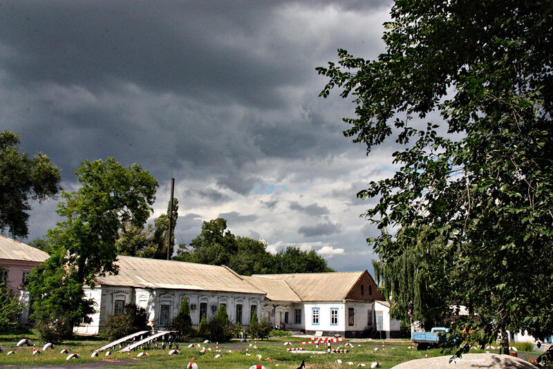 Меннонитская колония в Запорожье