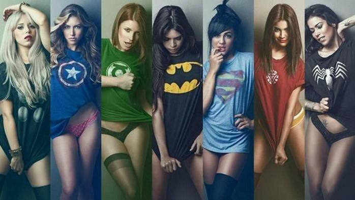 Модель и актриса Кара Делевинь считает сексистскими фильмы о супергероях