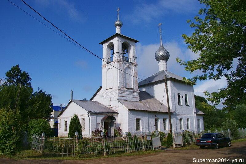 Ростов Великий - Церковь Толгской иконы Пресвятой Богородицы