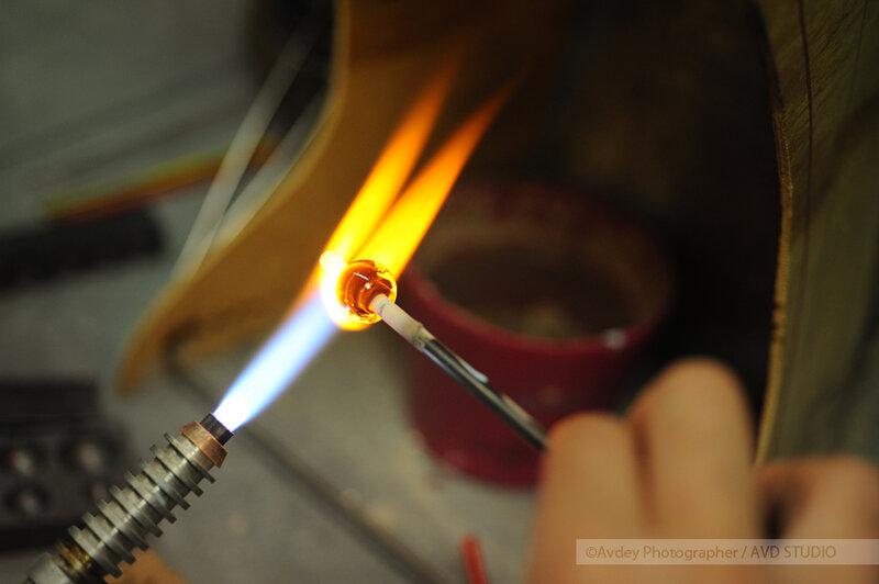 Lampwork - магия стекла