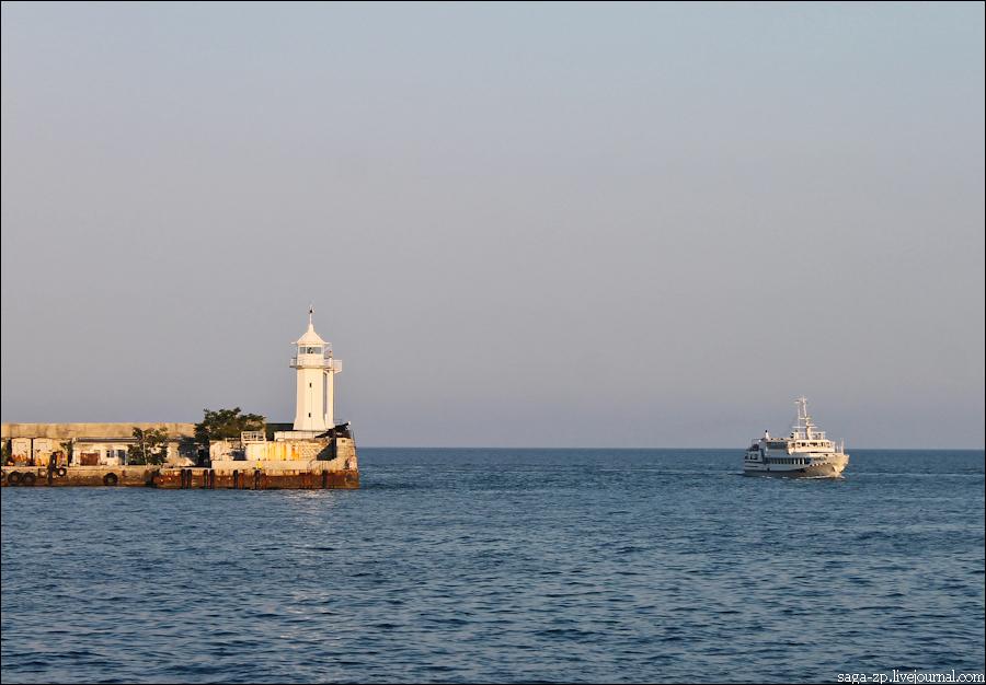 Crimea 2013. Yalta
