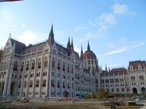 Парламент в Будапеште (The Parliament in Budapest)